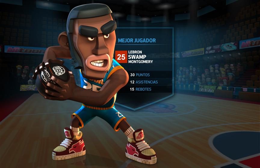 Basket Dudes screenshot